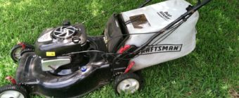 Craftsman Lawn Mower Hero