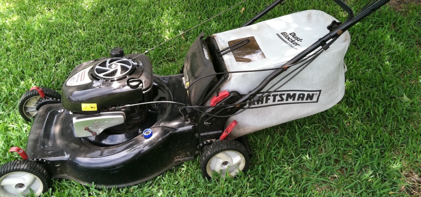 Sears Lawn Mower Self Propelled Tyres2c Craftsman 22 Review