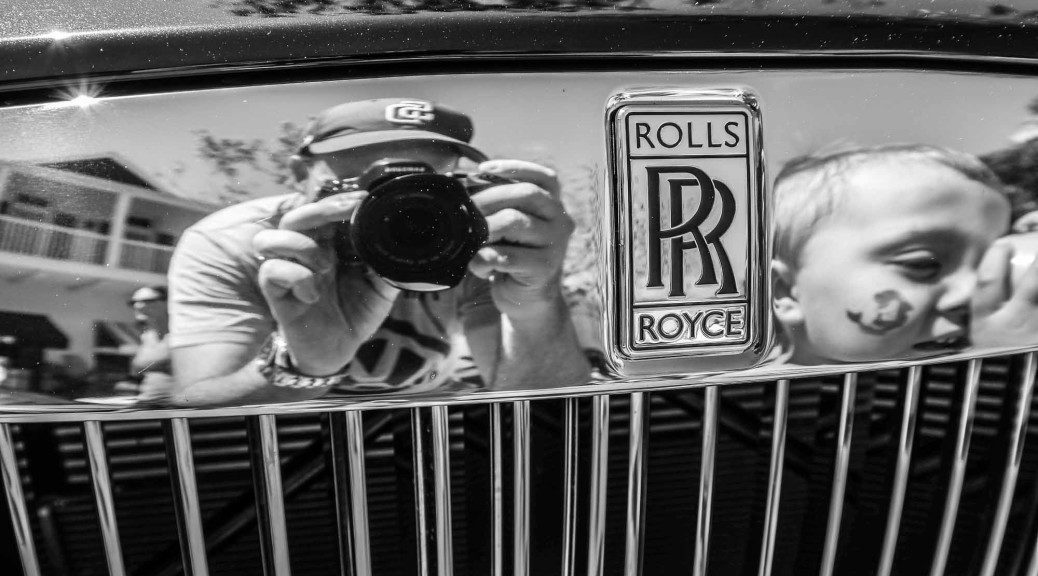 """The """"Rolls Royce"""" of Selfies (Literally) #NX30 #DitchTheDSLR"""