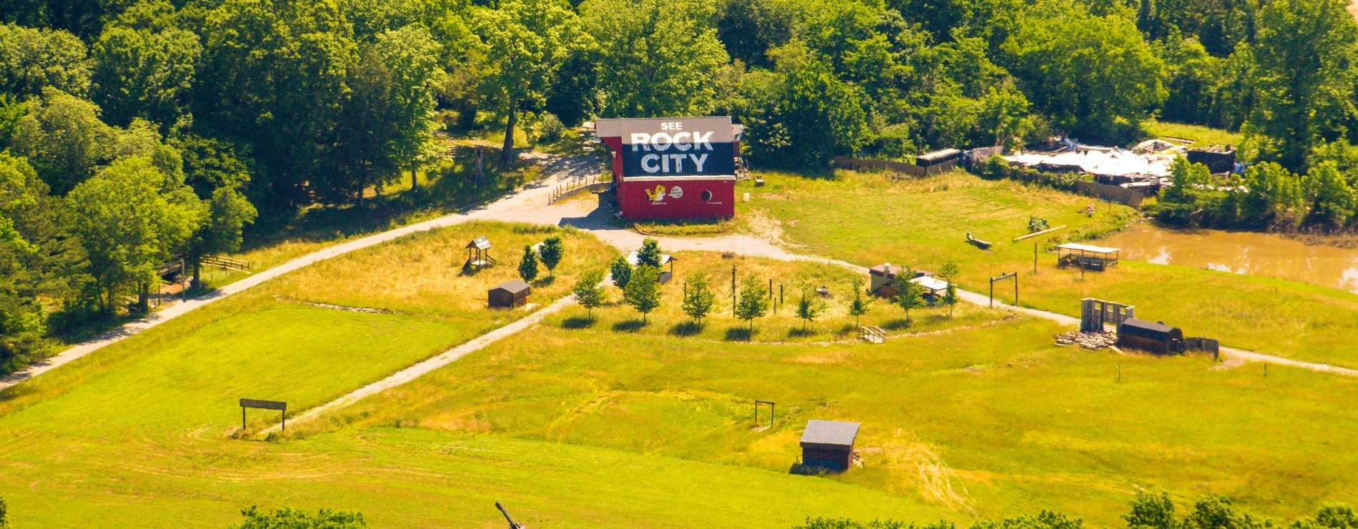 Dadtography Roadtrip – See Rock City, Tennessee