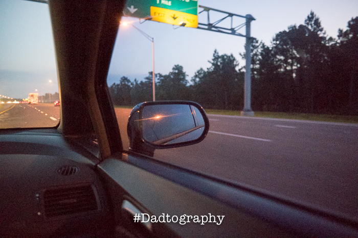 Dadtography Road Trip - Early Riser
