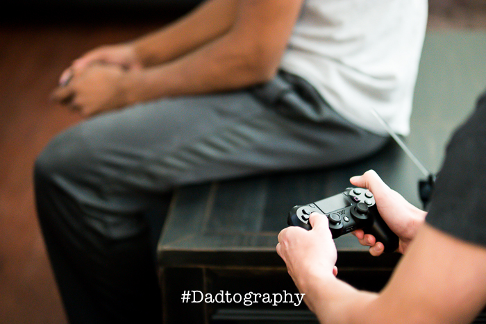 Dadtography Road Trip - PS4 Gaming Challenge