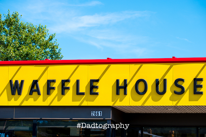 Dadtography Road Trip - No Waffle House Allowed