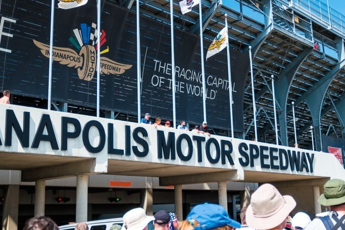 Epic Indy500 Road Trip on a Not-So-Epic Budget