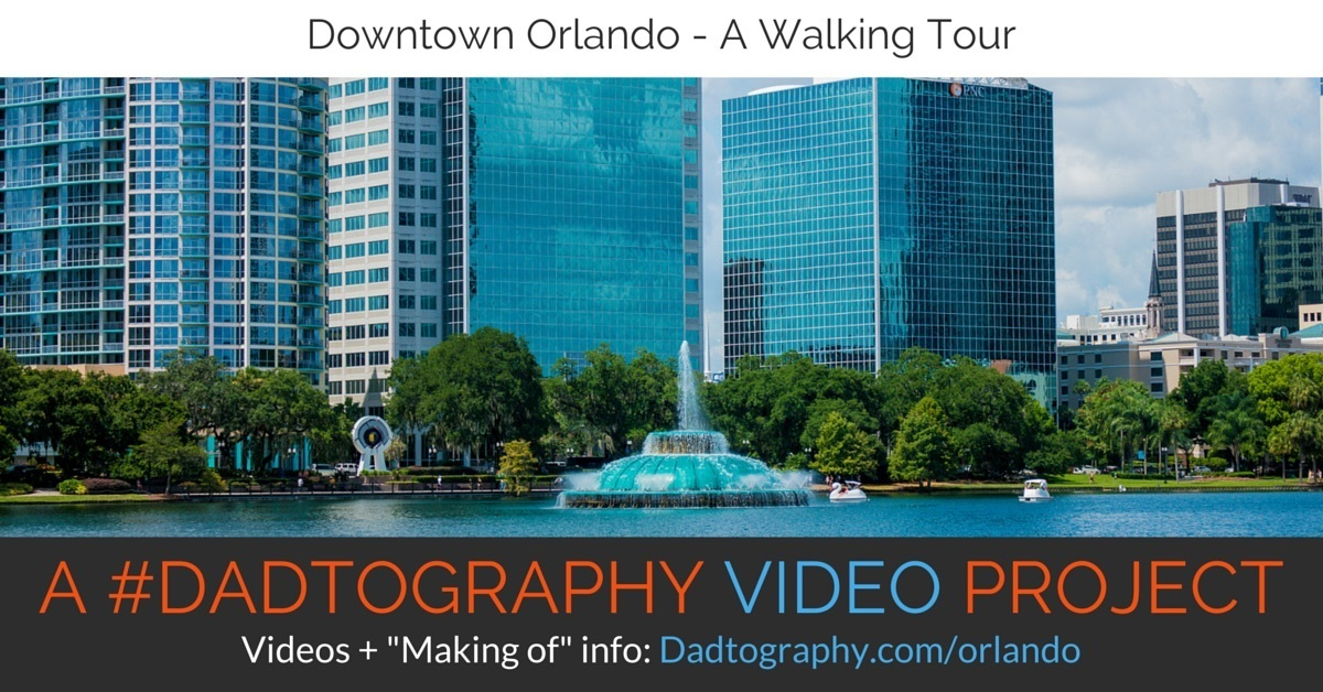 Social Imagery - Downtown Orlando Walking Tour Video Project