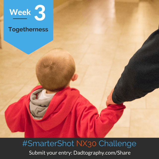 Week 3 Challenge Togetherness