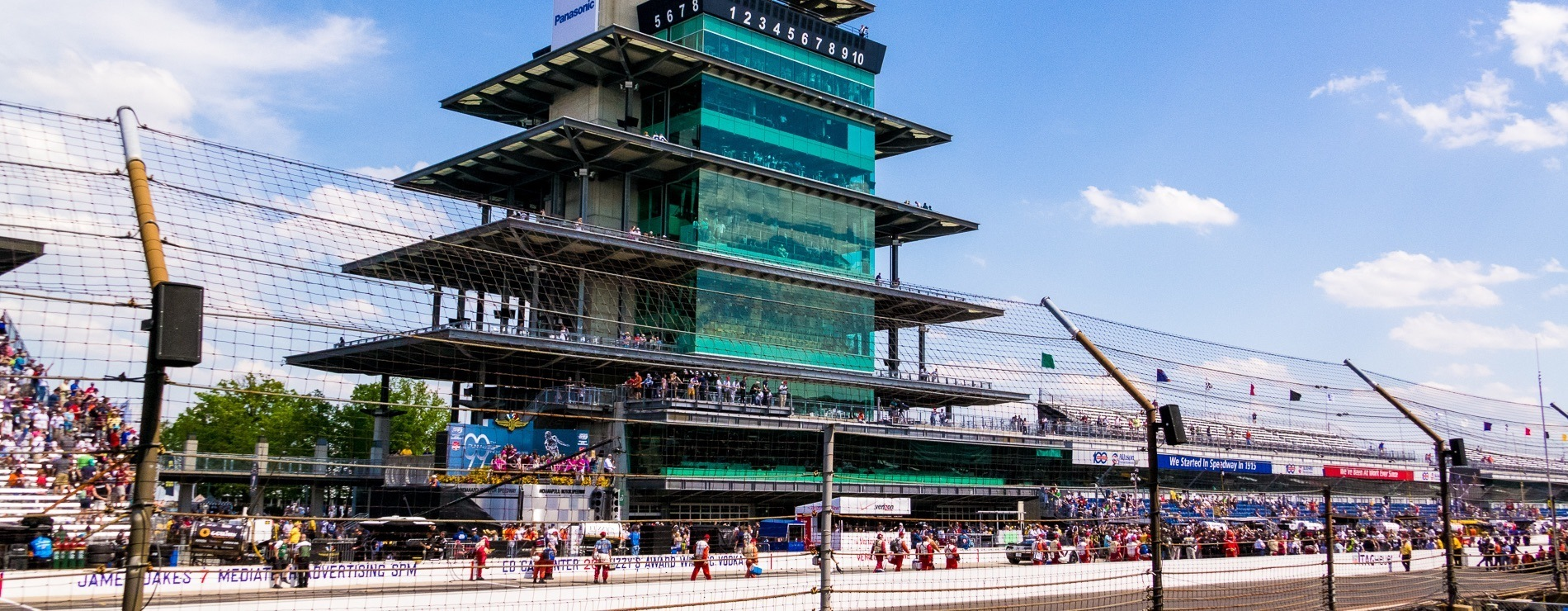 Dadtography Road Trip: 99th Indy500 or Bust!