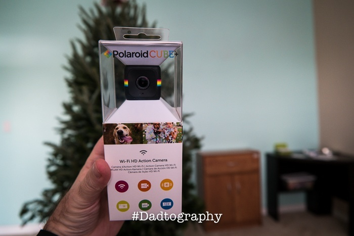 Polaroid CUBE Review & Unboxing