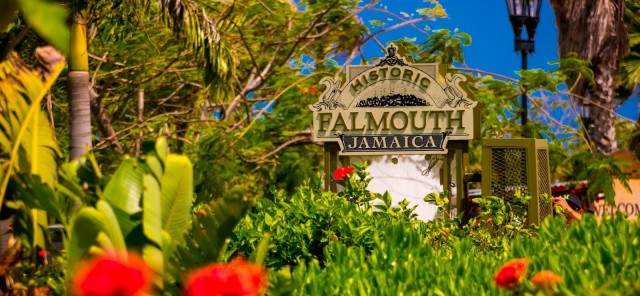 Welcome to Historic Falmouth Jamaica Copyright Daniel Ruyter