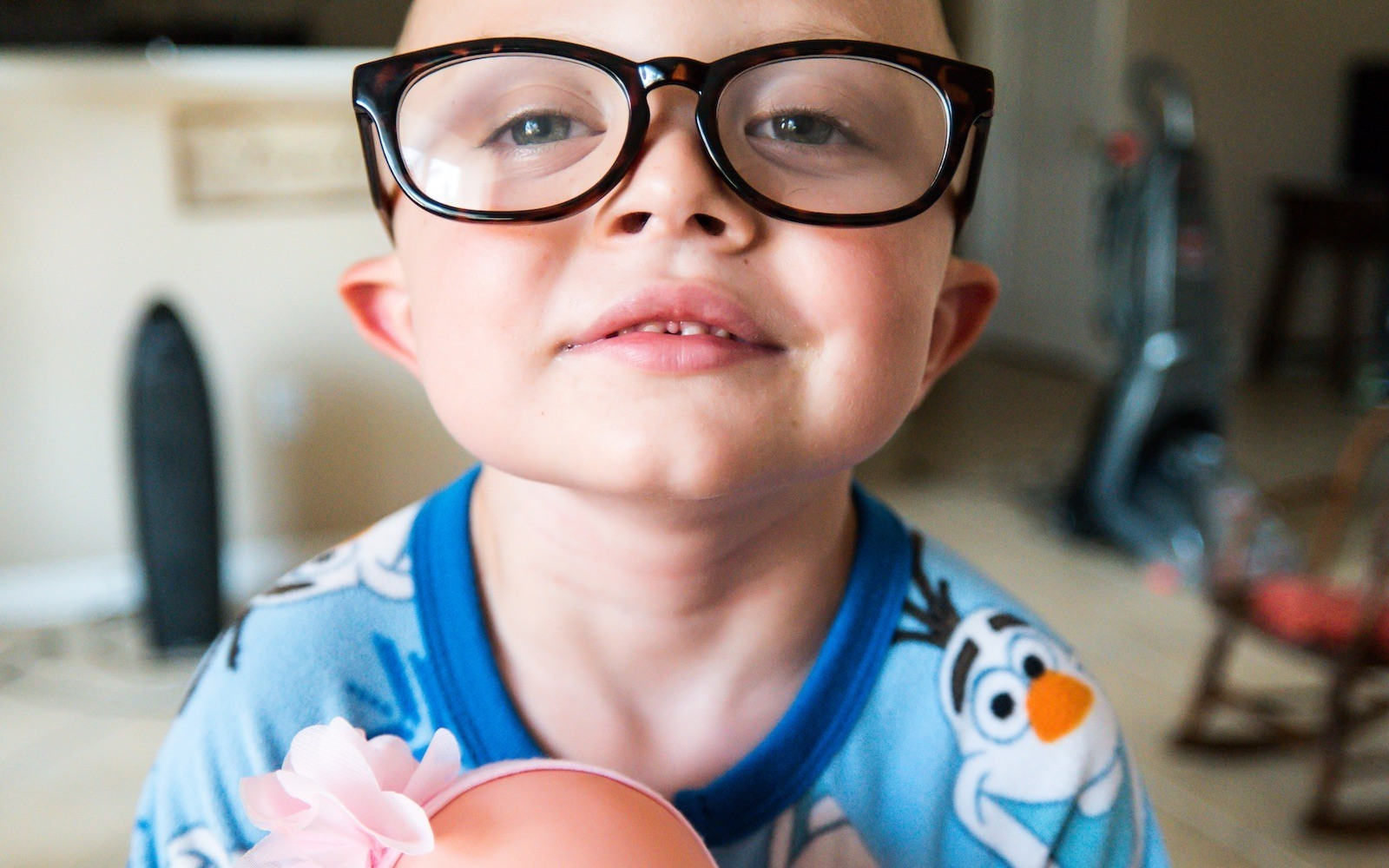 Dear Son: It's Okay For Boys to Play With Dolls (You'll Make a Great Daddy Someday)
