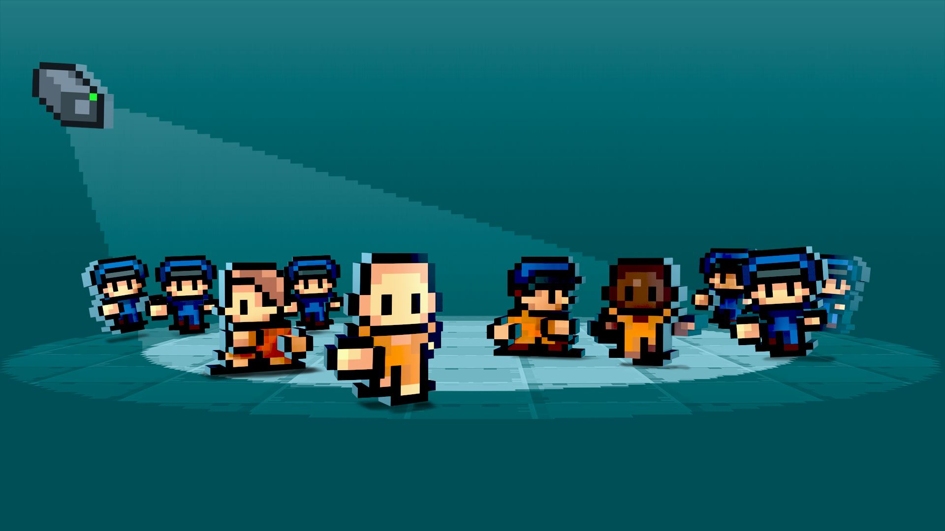 The Escapists Game Review: Duct Tape is Key