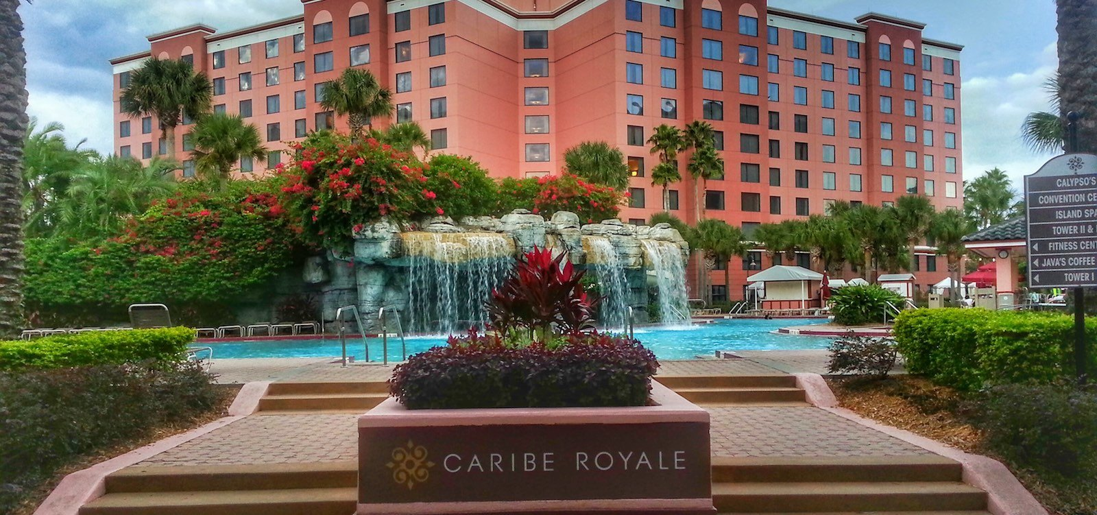 Family Travel Caribe Royale Orlando Hotel Review