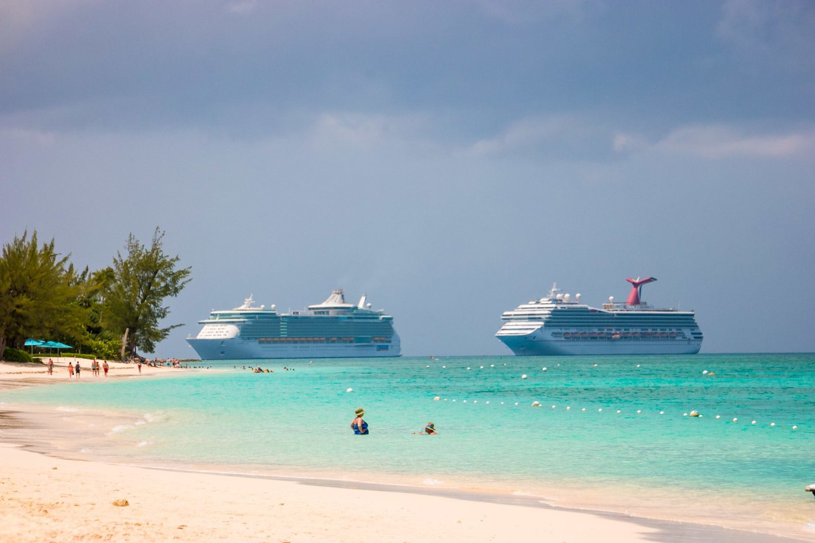 Family Adventure: Walking 7-Mile Beach in Grand Cayman