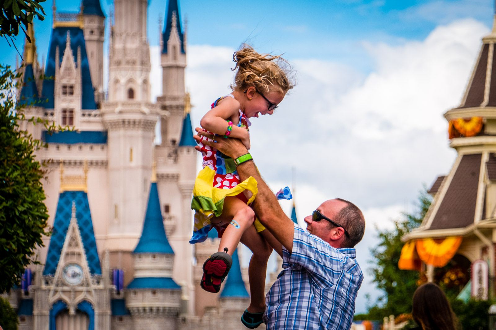 They call me a Disney Dad like it's a bad thing…