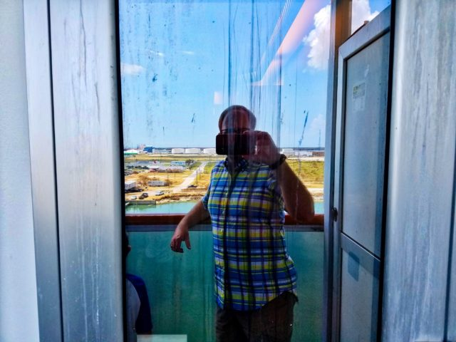 Carnival Liberty Balcony Stateroom - Reflections of Me