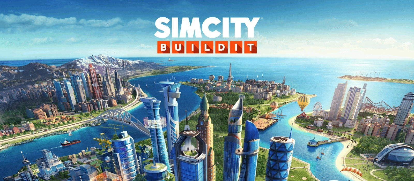 SimCity BuildIt (Android) Game Review & Beginner's Guide