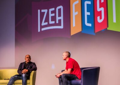 Day Two - Daymond John and Ted Murphy Interview