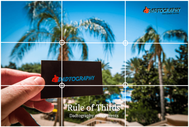 Rule of Thirds - Business Card