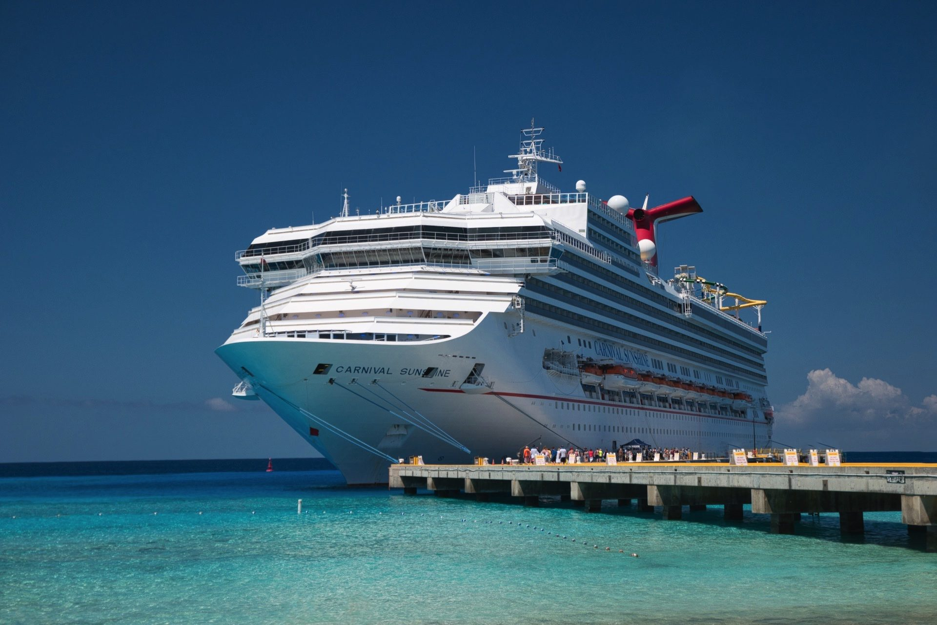 Carnival Sunshine 9-Day Eastern Caribbean Cruise