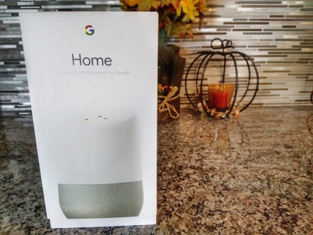 Prize Three - Google Home