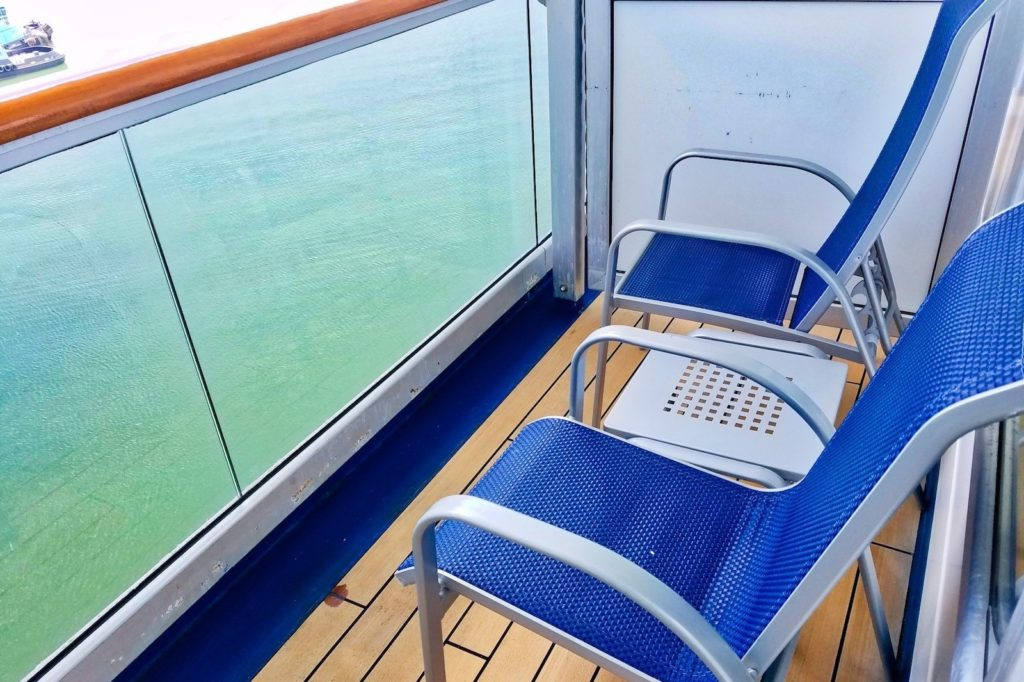 Carnival Liberty Review - Balcony Stateroom