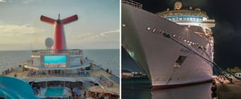 Carnival Liberty vs Royal Caribbean Majesty Comparison