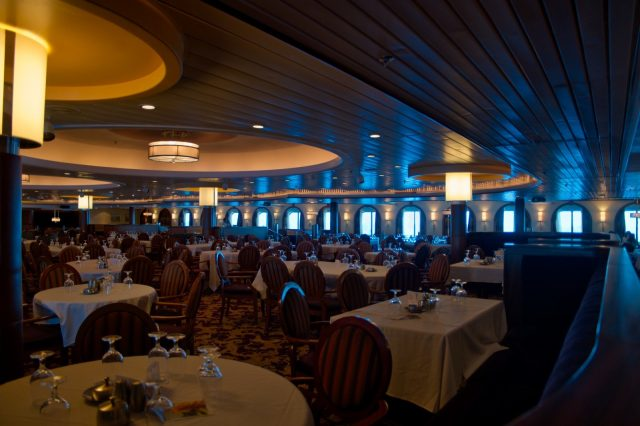 Main Dining Room - Royal Caribbean Majesty of the Seas