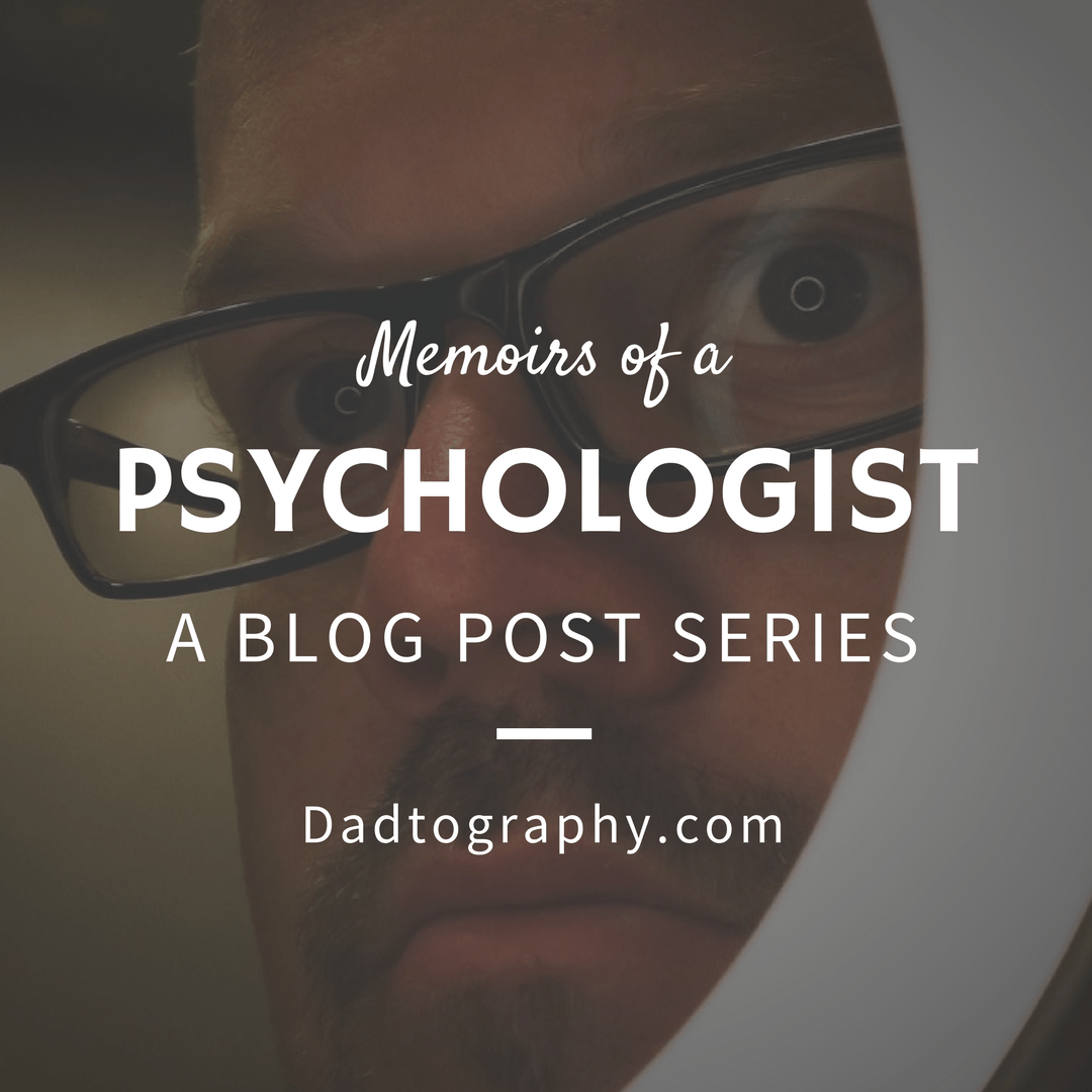 Memoirs of a Psychologist Series