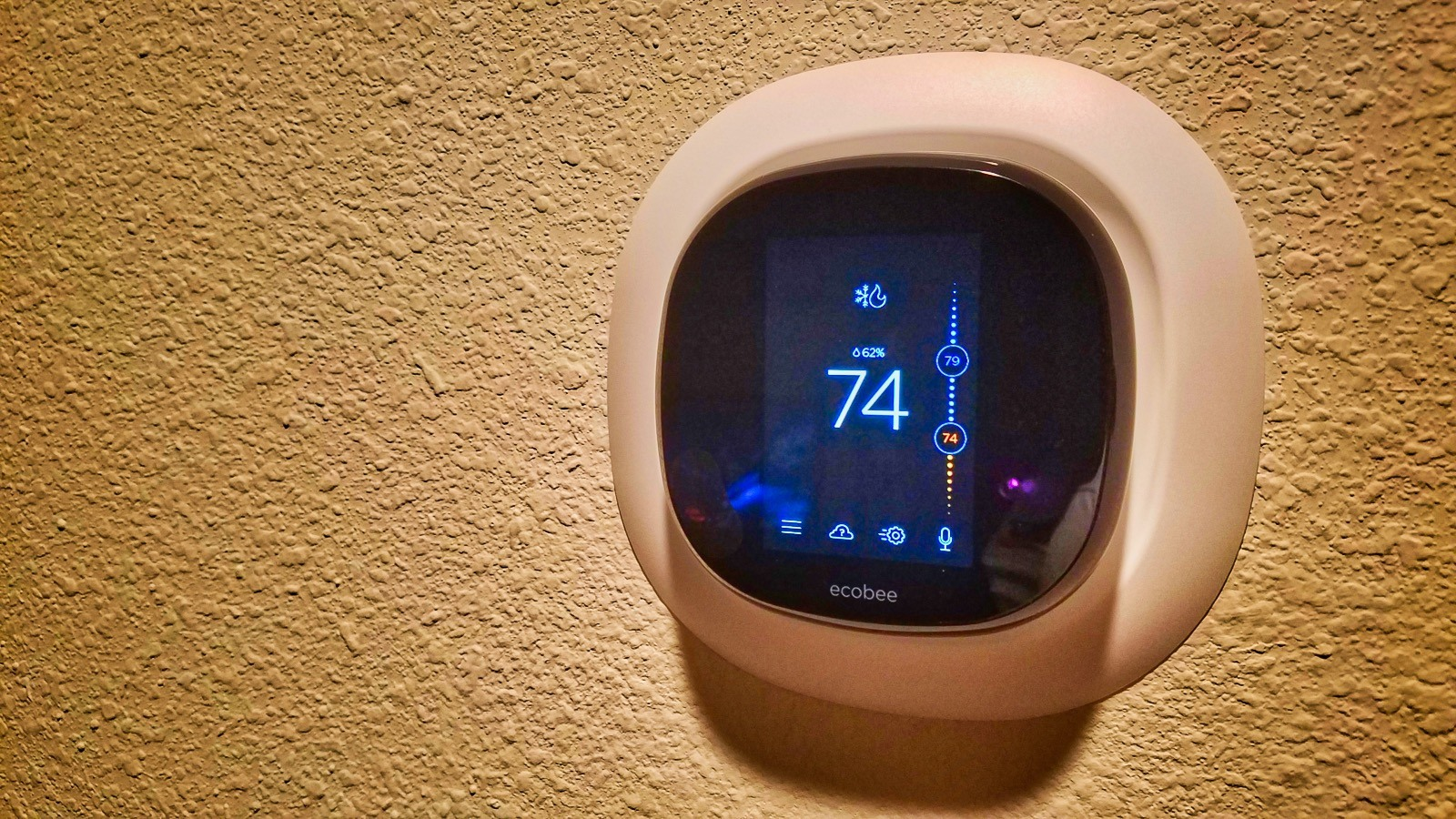 Ecobee4 Review & Install – An Alexa-enabled Smart Wi-Fi Thermostat