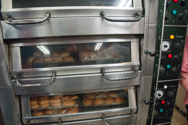 Behind the Scenes Ship Tour - Bread for Croutons