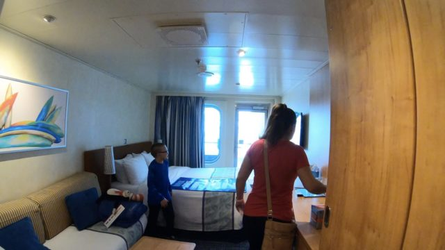 First Impressions - Carnival Horizon Cove Balcony Stateroom