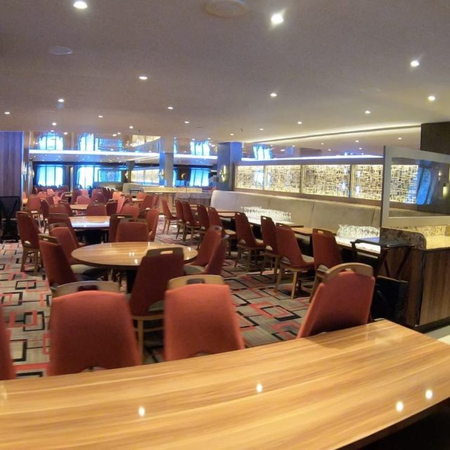 Main Dining Room: 8 Days Aboard Carnival's Newest