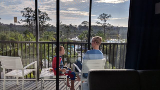 The Grove Resort Orlando - Rooms and Suites - 2 Bedroom 3rd Floor Balcony