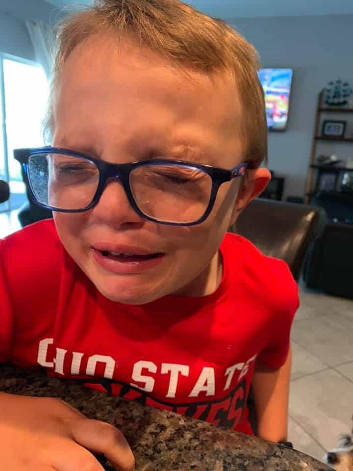 Ethan reacting to canceled Oasis of the Seas vacation