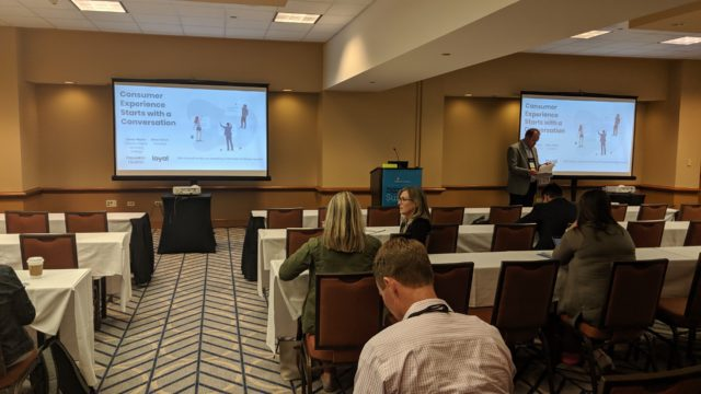 Chicago 2019 - Presenting at #HMPS19