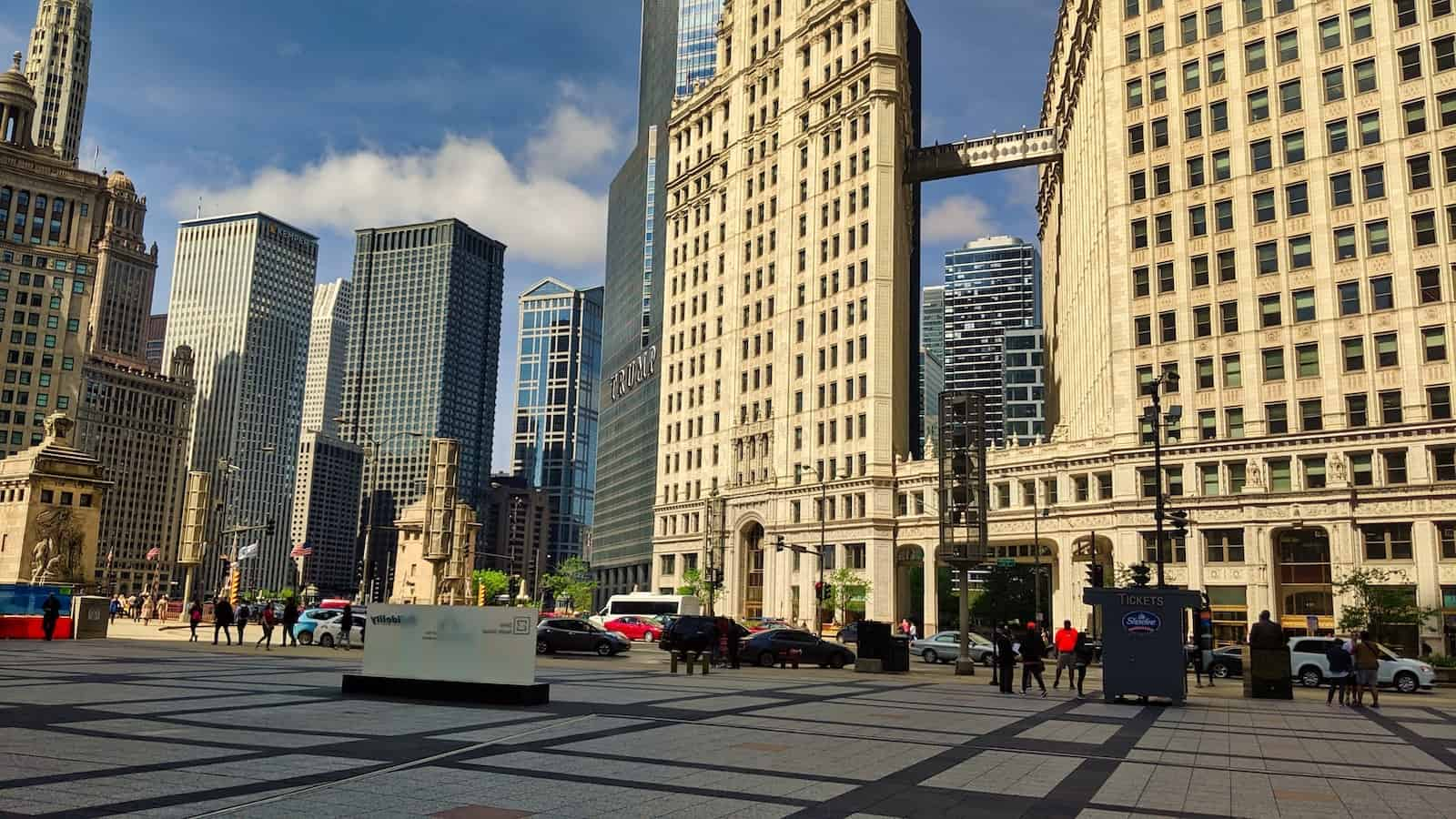 Chicago 2019 - Downtown Chicago Near the University of Chicago