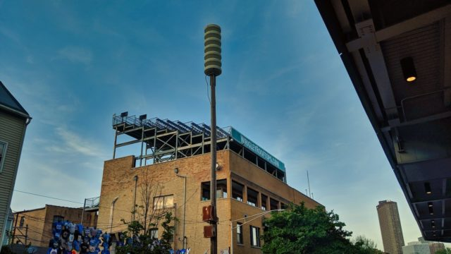 Chicago 2019 - Chicago Cubs vs Philadelphia Phillies - Wrigley Rooftops