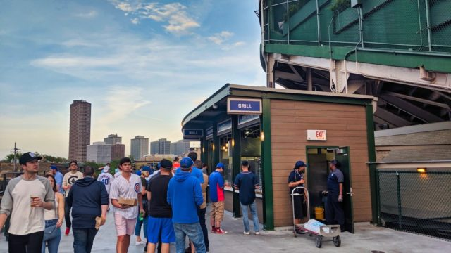 Chicago 2019 - Chicago Cubs vs Philadelphia Phillies - Wrigley Field