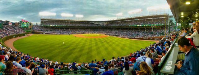 Chicago 2019 - Chicago Cubs vs Philadelphia Phillies