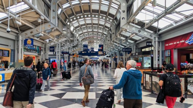 Chicago 2019 - Chicago O'Hare Airport
