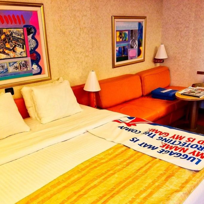 Carnival Liberty Review - Ship Cabin - 00005
