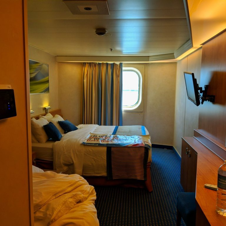 Carnival Sunshine - Interior Room With Picture Window View Stateroom